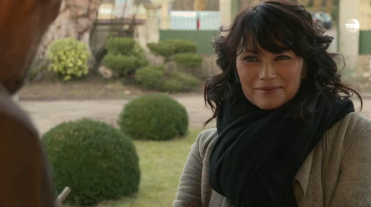 """Gabriela (Les Mystères de l'Amour saison 8, épisode 24 """"Pardon dangereux"""")"""