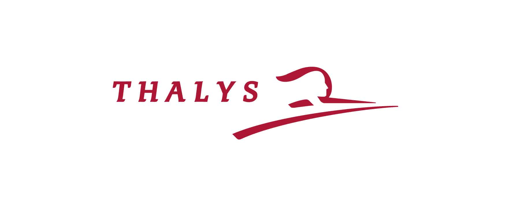 Logo de la société ferroviaire Thalys