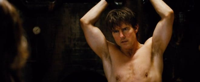 """Tom Cruise dans """"Mission : Impossible 5 - Rogue Nation"""""""