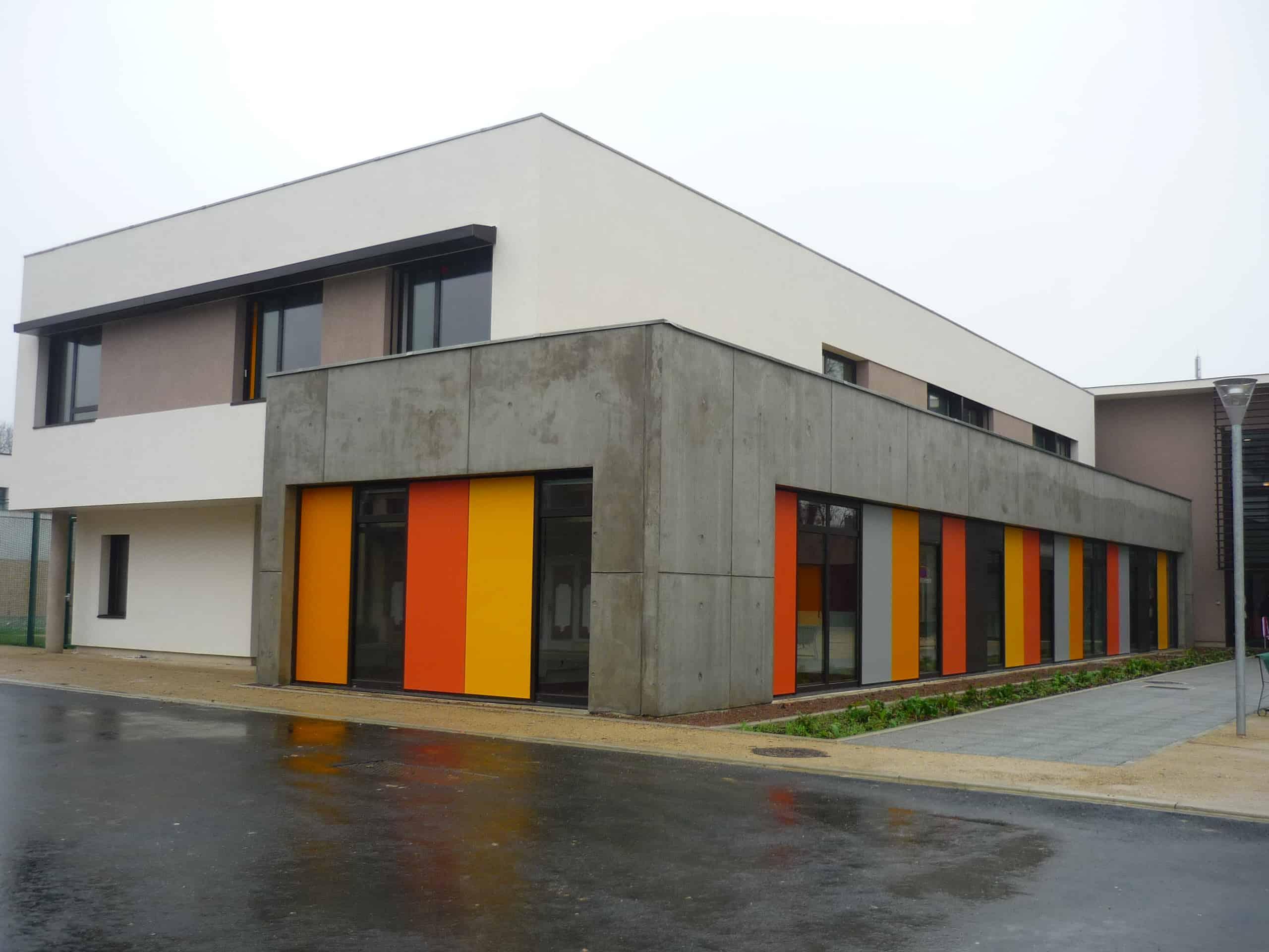 Le centre hospitalier les Murets