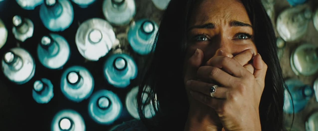 "Megan Fox dans ""Transformers 2 : La Revanche"""