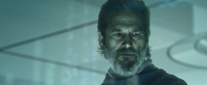 """Jeff Bridges dans """"Tron L'héritage"""""""