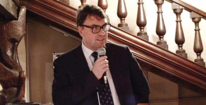 Frédéric Sicard en 2012