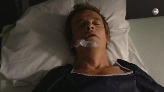 """Peter (Les Mystères de l'Amour saison 9, épisode 28 """"Triste fin"""")"""