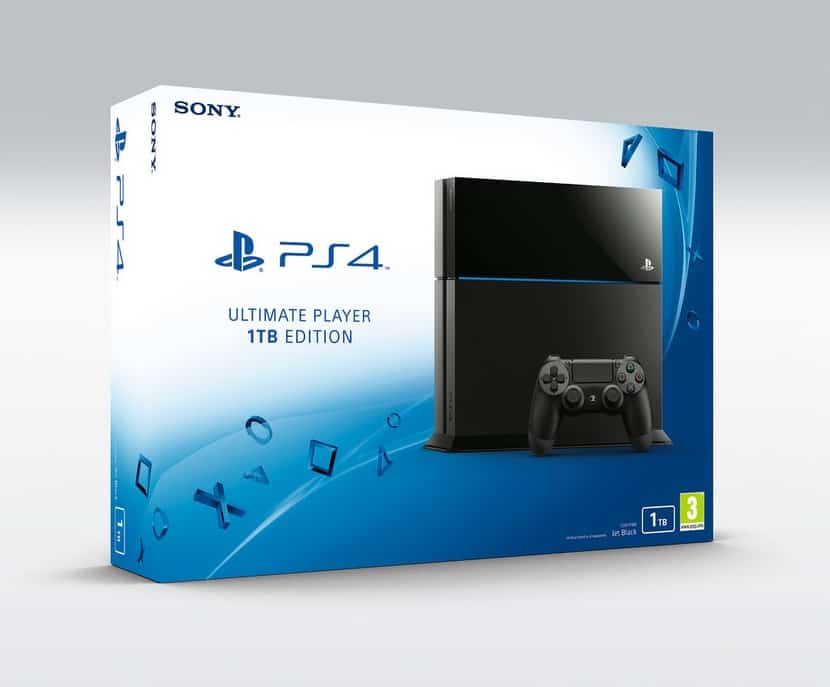 PS4 Ultimate Player 1To Edition
