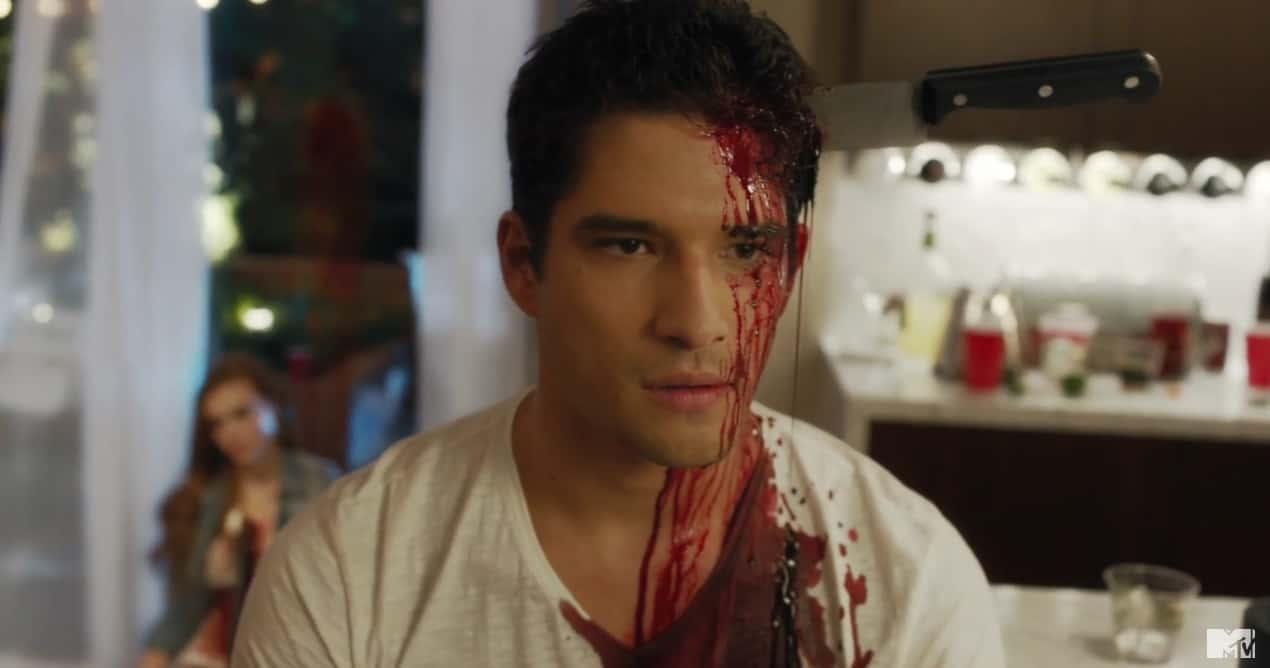 """Teaser de """"Scream"""", la série"""