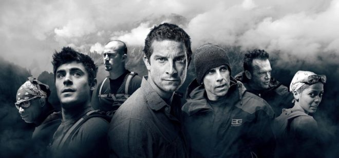 Bear Grylls : VIP vs Wild