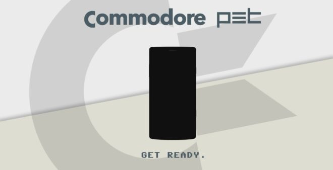 Commodore PET (2015)