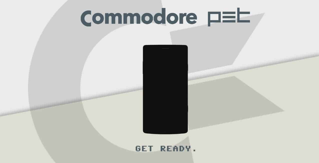 Commodore prépare son come-back avec PET, un smartphone ...
