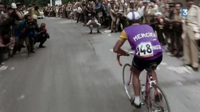 """Raymond Poulidor (""""Poulidor Premier"""", le lundi 6 juillet 2015 sur France 3)"""
