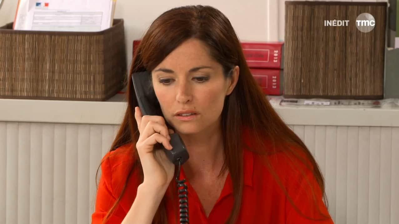 """Marie (Les Mystères de l'Amour saison 10, épisode 1 """"Retour de vacances"""")"""