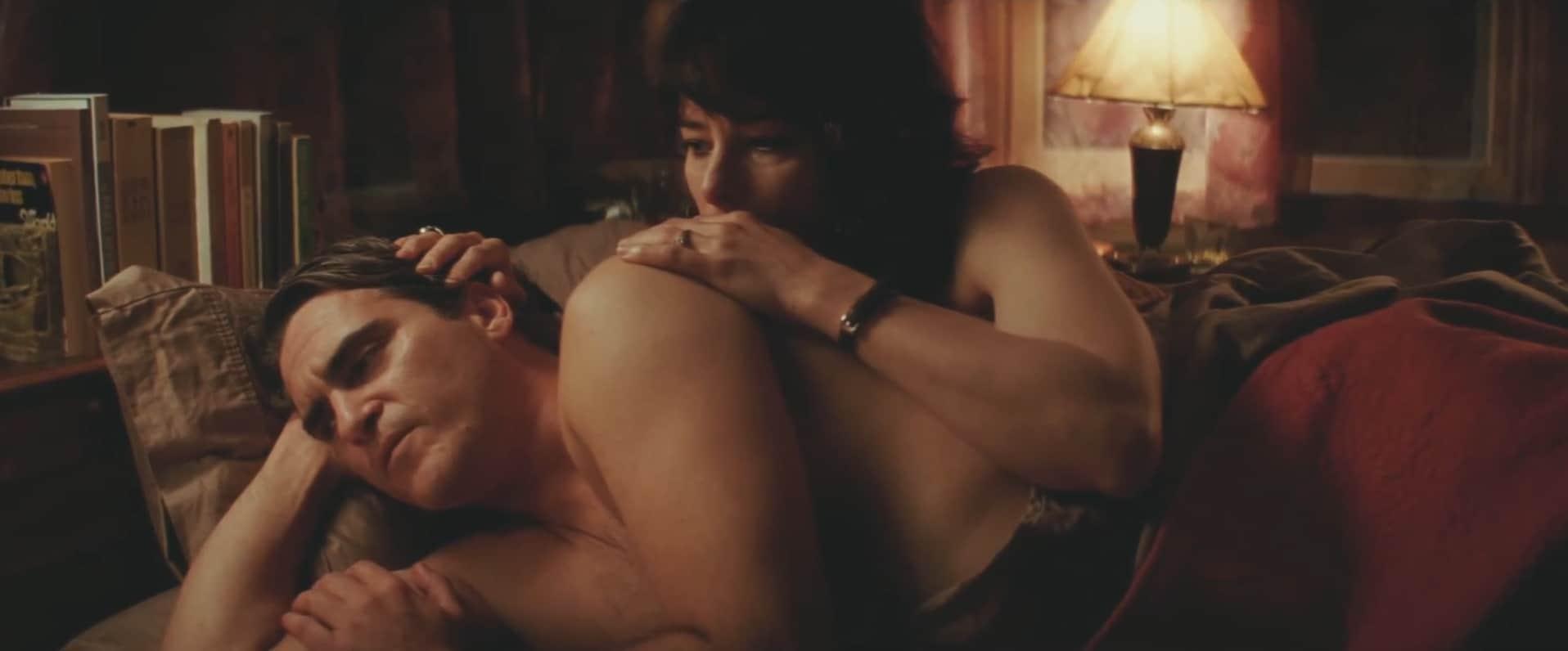 """Joaquin Phoenix et Parker Posey dans """"L'homme irrationnel"""""""