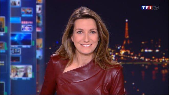 Anne-Claire Coudray, la remplaçante de Claire Chazal sur TF1
