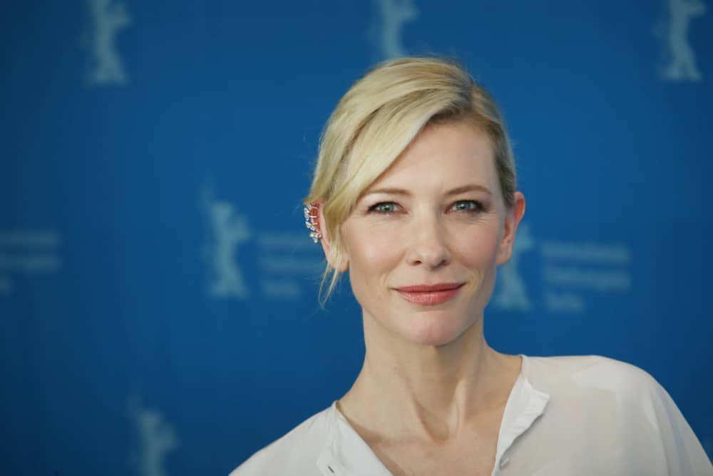 L'actrice australienne Cate Blanchett