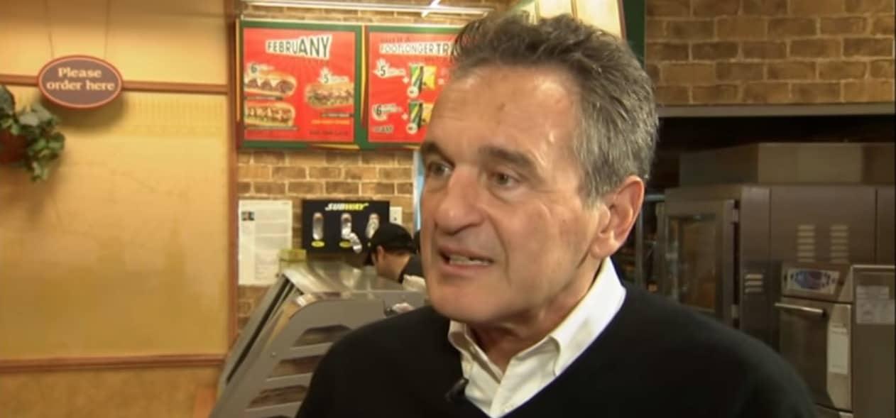 Fred Deluca, le fondateur de la chaîne de Fast-Food Subway