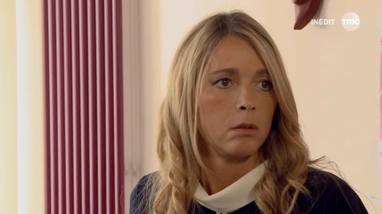 """Hélène (Les Mystères de l'Amour saison 10, épisode 9 """"Pris au piège"""")"""