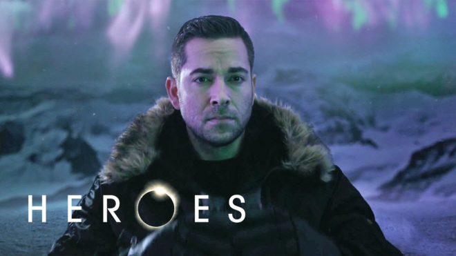 Zachary Levi, une des nouvelles recrues de Heroes Reborn.