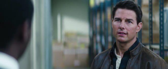 "Tom Cruise dans ""Jack Reacher"""