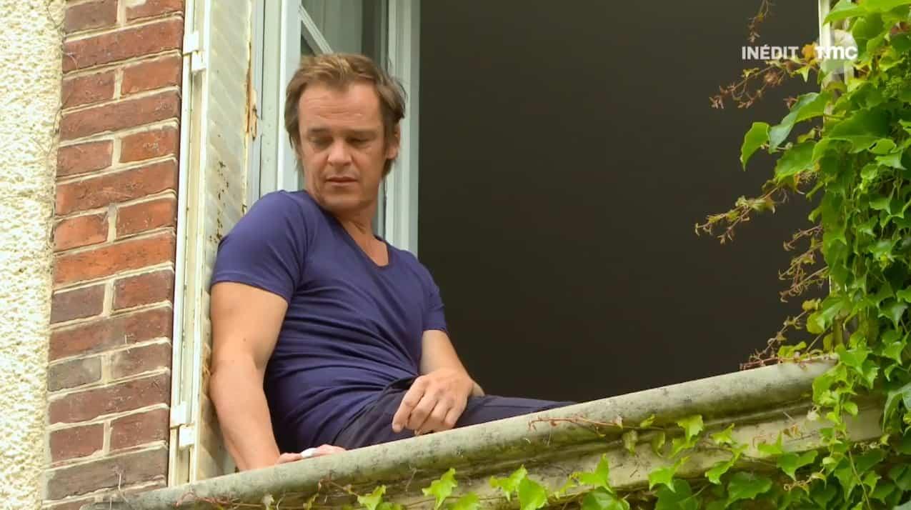 """Peter (Les Mystères de l'Amour saison 10, épisode 5 """"Enlèvement demandé"""")"""