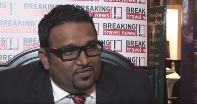 Ahmed Adeeb, vice-président des Maldives