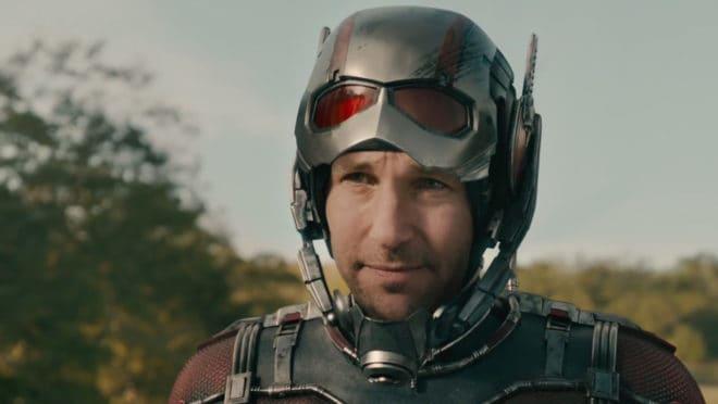 Paul Rudd dans le rôle de Ant-Man
