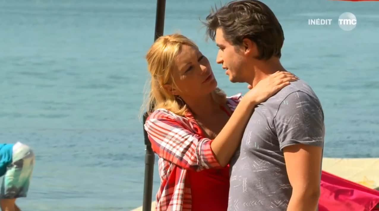 """Gabriella et Tom (Les Mystères de l'Amour saison 10, épisode 18 """"Volte face"""")"""