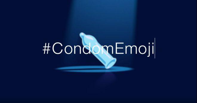"""#CondomEmoji - campagne de Durex pour la création d'une émoticône """"préservatif"""""""