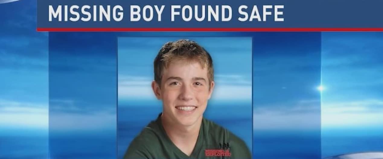 Un enfant américain retrouvé 13 ans après sa disparition