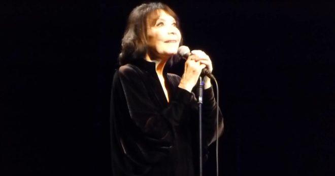 Juliette Gréco veut retrouver un tableau de Gainsbourg lui ayant été volé