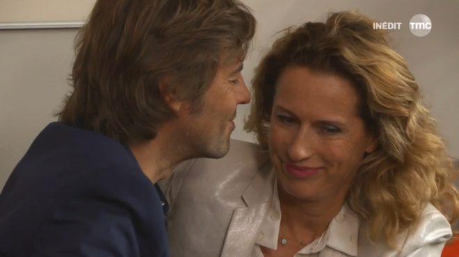 """Étienne et Audrey (Les Mystères de l'Amour saison 10, épisode 21 """"Retrouvailles"""")"""