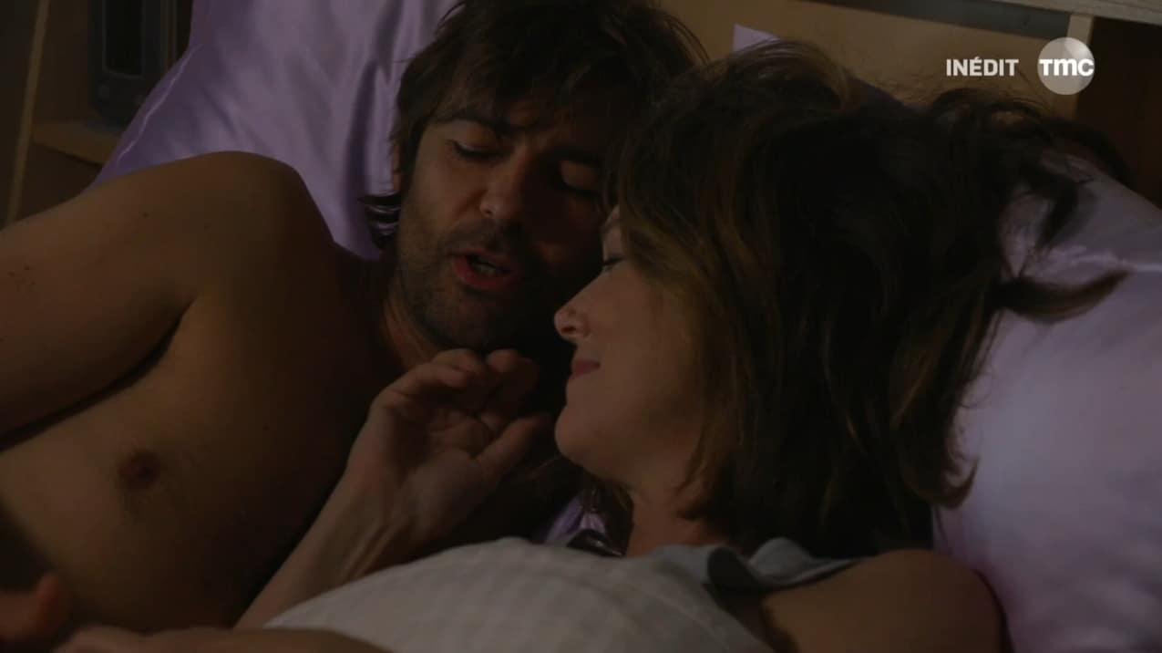 """Étienne et Johanna (Les Mystères de l'Amour saison 11, épisode 2 """"Amours et désamours"""")"""