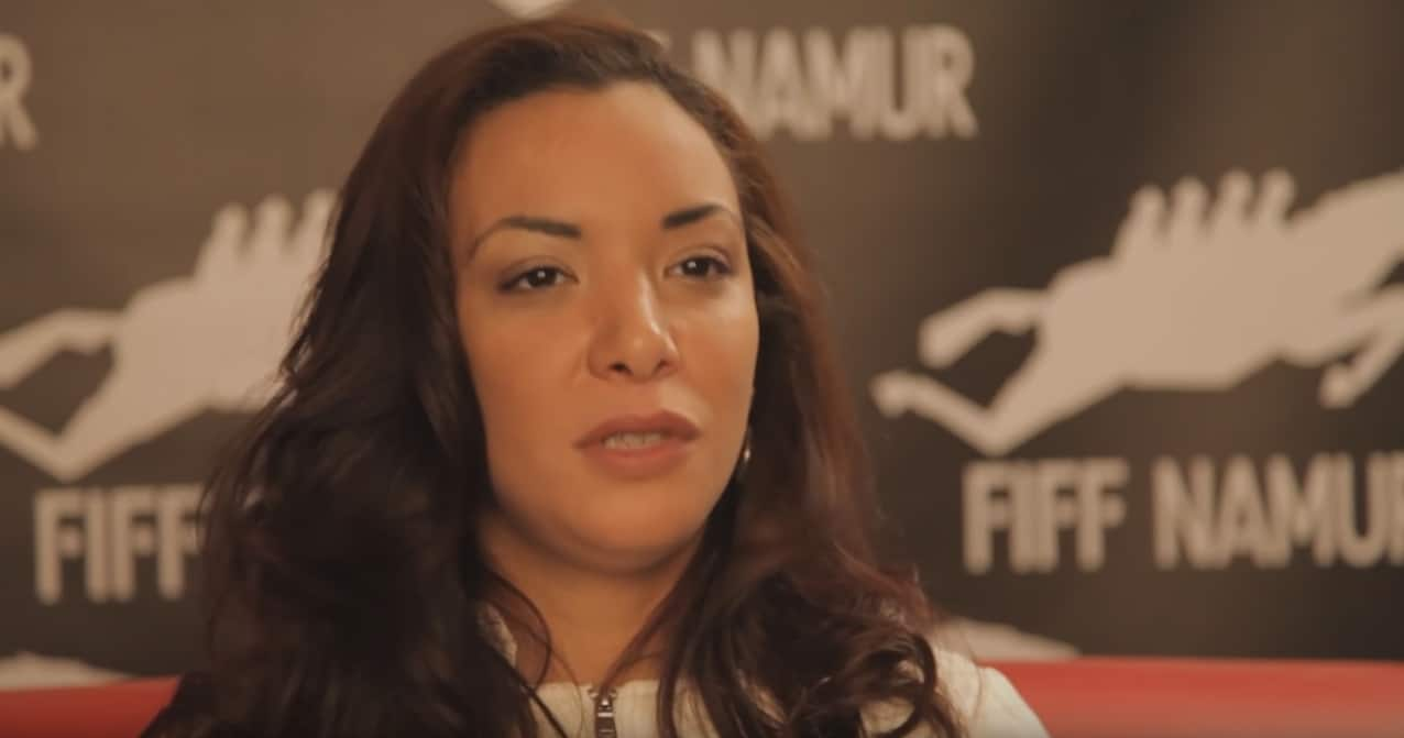 "Loubna Abidar, comédienne de ""Much Loved"""