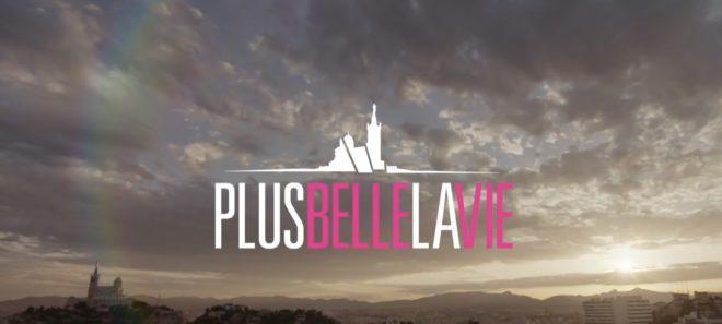 """La série """"Plus belle la vie"""""""