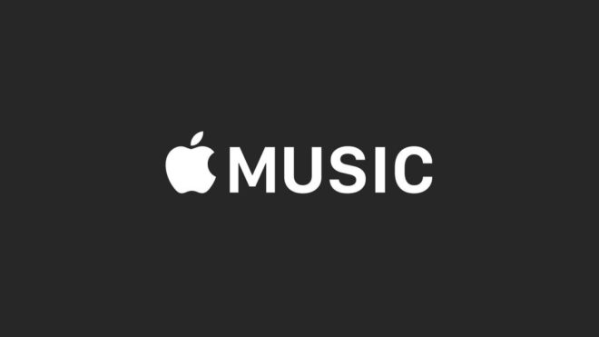Le logo Apple Music