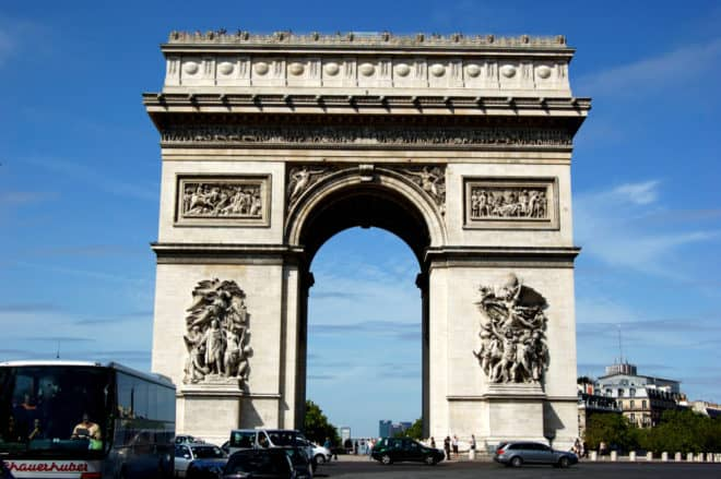 Arc de Triomphe (Paris)