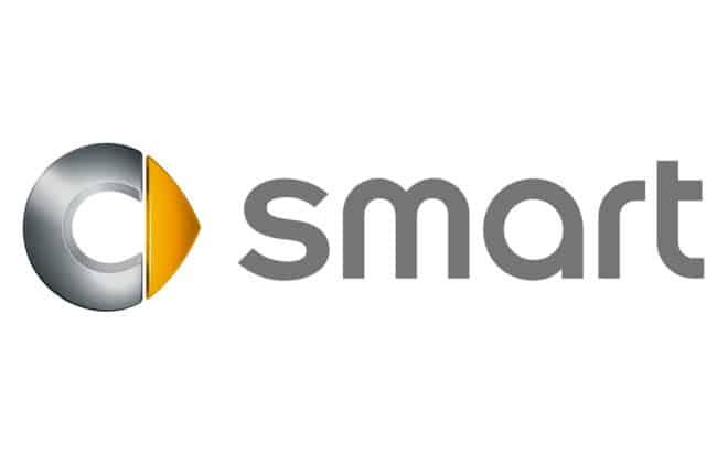 Le Logo du constructeur Smart