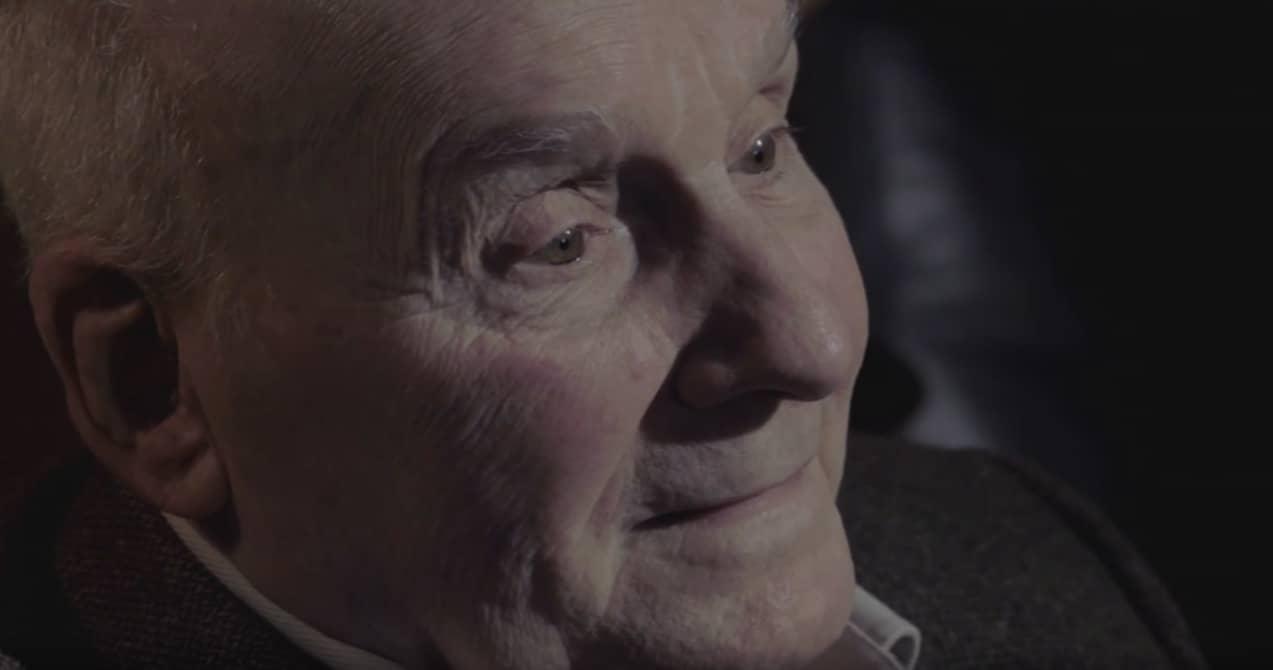 """Michel Bouquet dans """"Voyage d'hiver"""" de Jean-Pierre Larcher"""