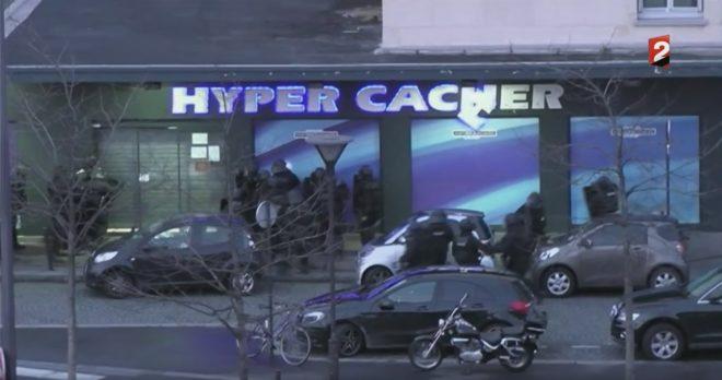 Assaut de l'Hyper Cacher de la Porte de Vincennes
