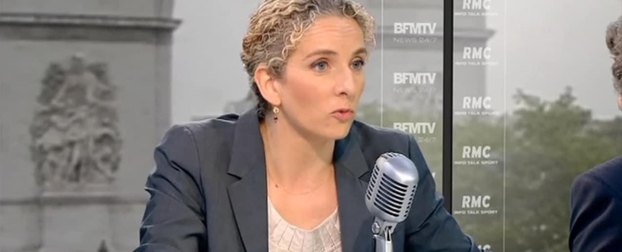 La députée socialiste Delphine Batho