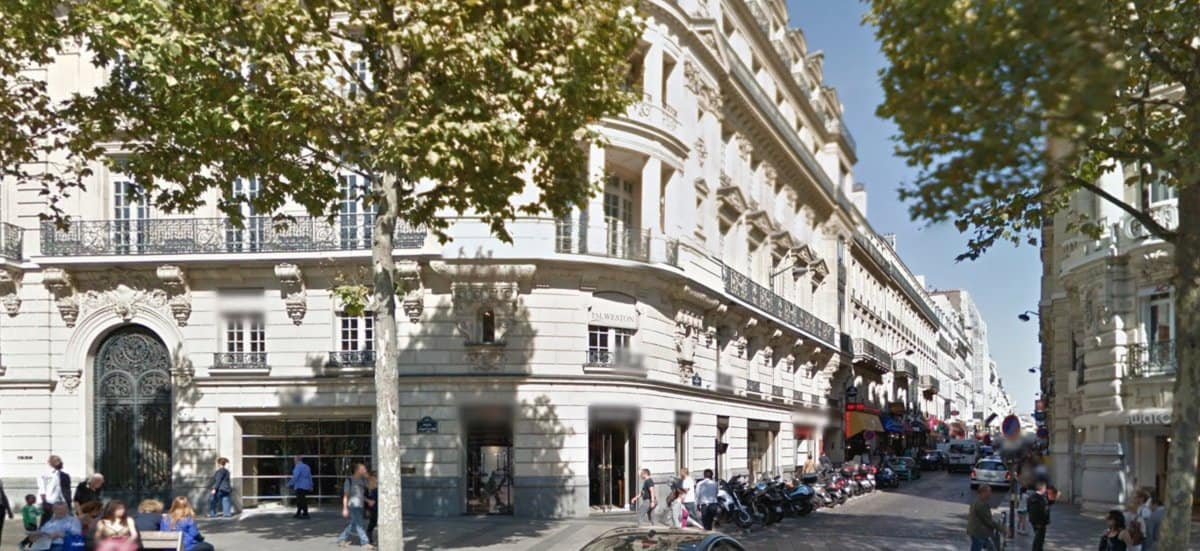 L'adresse du futur Apple Store des Champs-Élysées