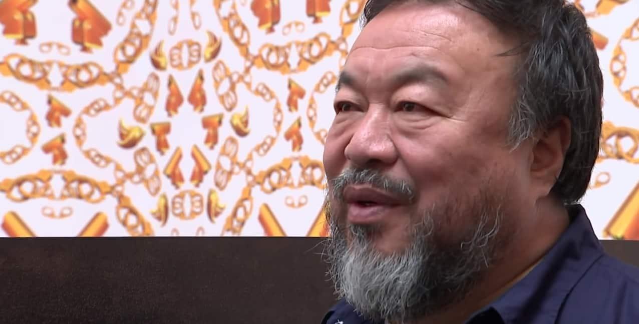 L'artiste chinois Ai Weiwei