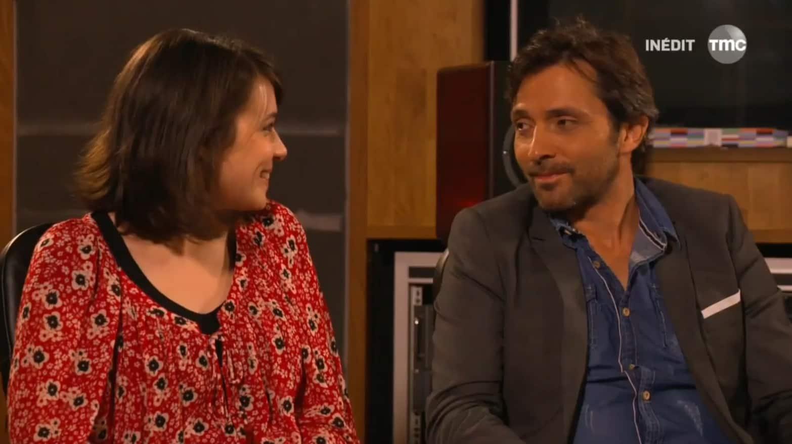 """Angèle et Christian (Les Mystères de l'Amour saison 11, épisode 9 """"Rendez-vous secrets"""")"""