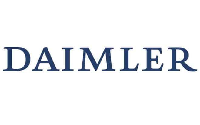 Le logo de Daimler