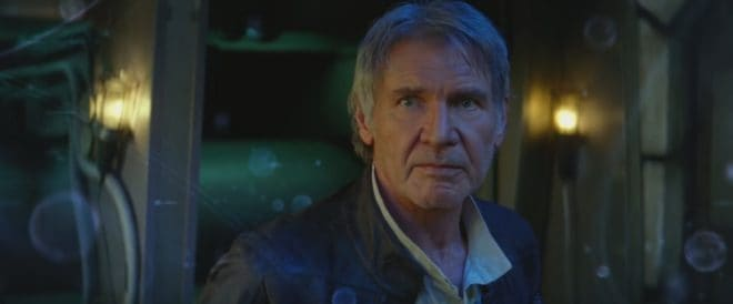 """Harrison Ford dans """"Star Wars : Le Réveil de la Force"""""""