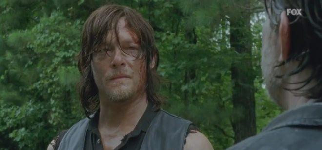 Daryl (The Walking Dead saison 6, épisode 9)