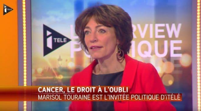 Marisol Touraine sur iTELE le 4 février 2016
