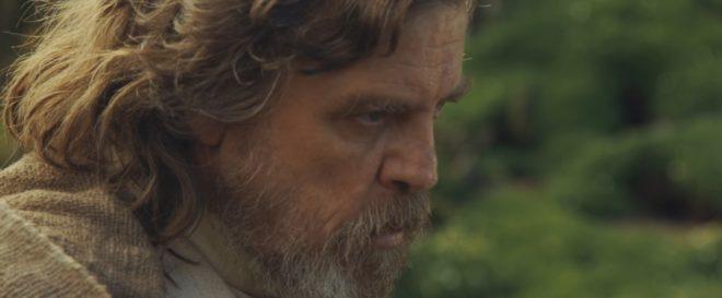 "Teaser de ""Star War VIII"" avec Mark Hamill dans le rôle de Luke Skywalker"