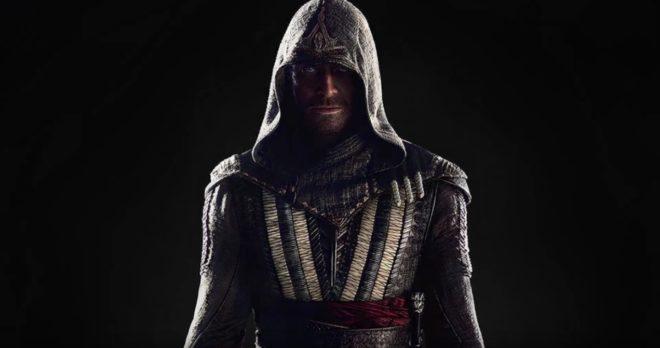 """Michael Fassbender dans l'adaptation cinématographique de la franchise vidéoludique """"Assassin's Creed"""""""