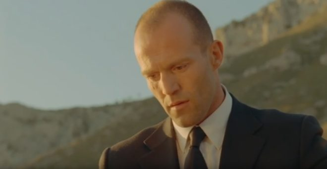 """Jason Statham dans """"Le Transporteur"""""""