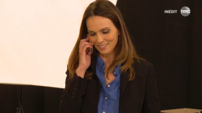 """Cathy (Les Mystères de l'Amour saison 12, épisode 2 """"Déraisonnables"""")"""